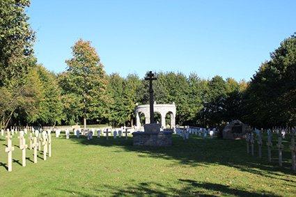 Begraafplaats Maissin